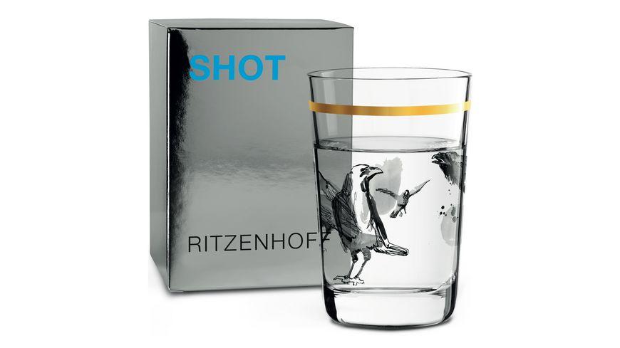 RITZENHOFF Schnapsglas NEXT SHOT Pichler