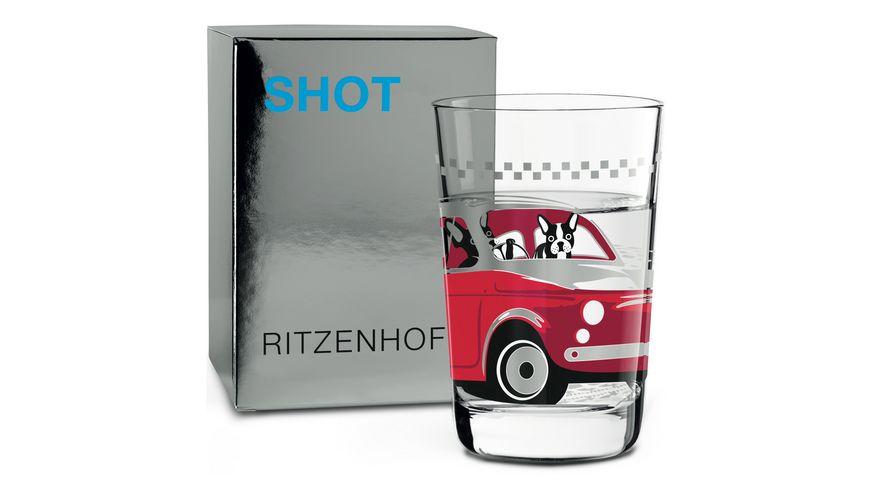 RITZENHOFF Schnapsglas NEXT SHOT