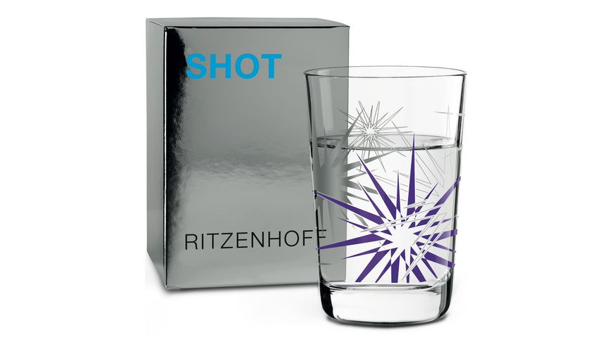 RITZENHOFF Schnapsglas NEXT SHOT St James