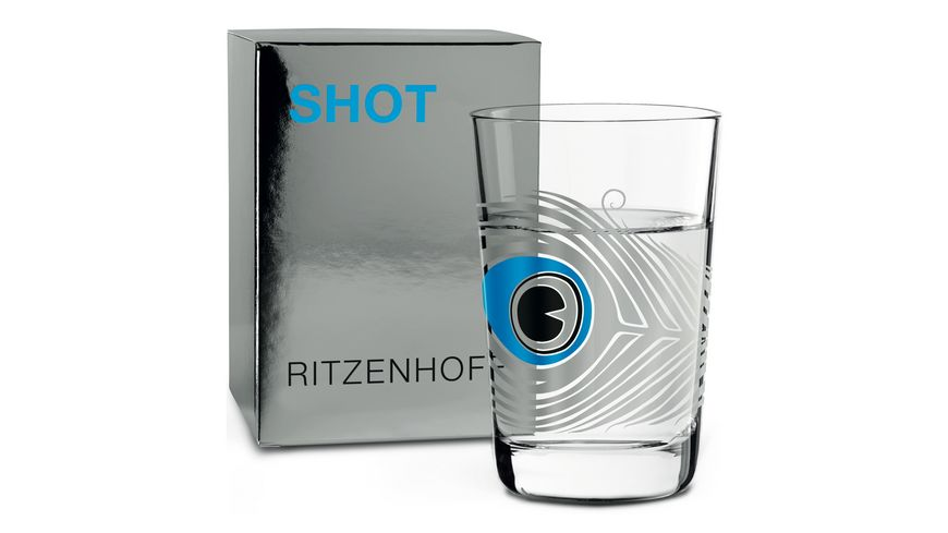 RITZENHOFF Schnapsglas NEXT SHOT Pedrazzini