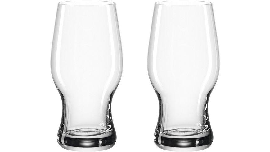 LEONARDO Bierbecher Taverna 2er-Set, 330ml