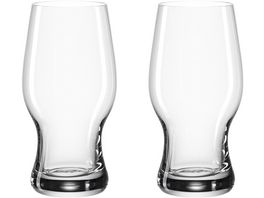 LEONARDO Bierbecher Taverna 2er Set 330ml
