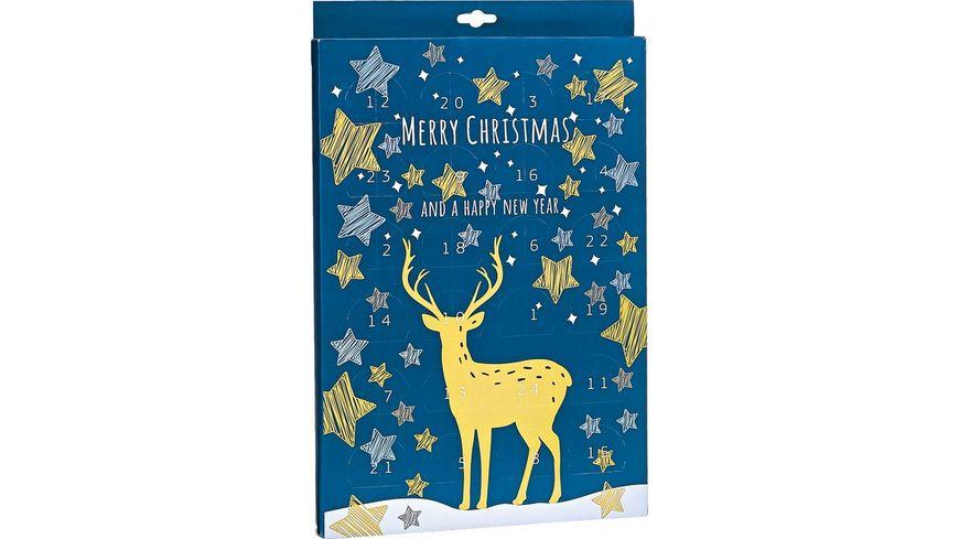Adventsbackkalender Mini