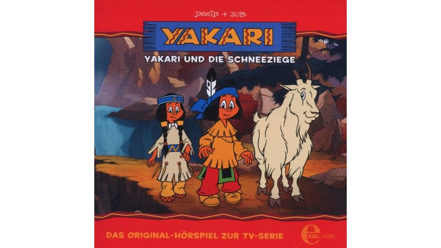 2 HSP z TV Serie Yakari Und Die Schneeziege
