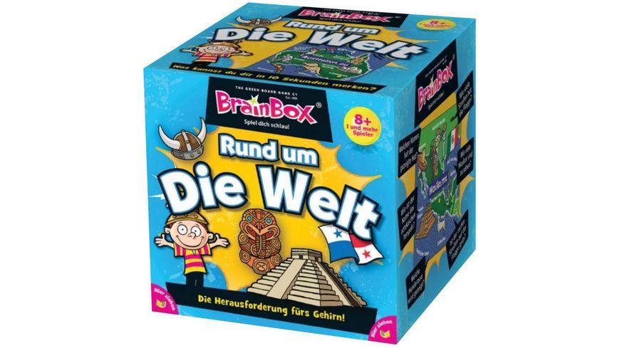 BrainBox - Rund um die Welt