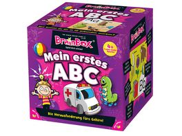 BrainBox Mein 1 ABC