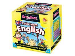 BrainBox Learning English