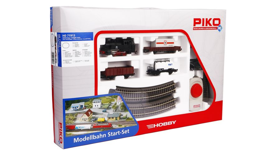 PIKO 71913 Start Set MUeLLER H0 71913