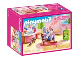 PLAYMOBIL 70210 Dollhouse Babyzimmer