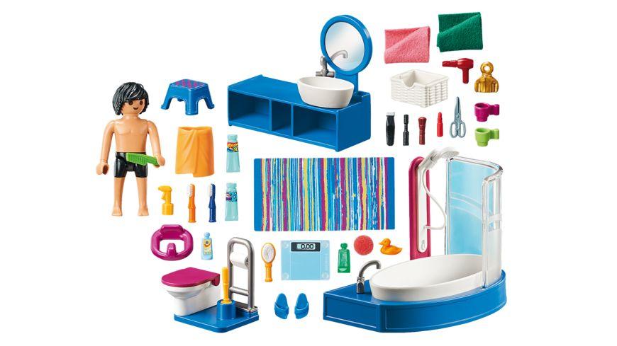 PLAYMOBIL 70211 Dollhouse Badezimmer