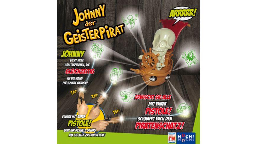 Huch Johnny der Geisterpirat