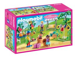 PLAYMOBIL 70212 Dollhouse Kindergeburtstag mit Clown