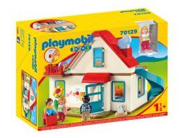 PLAYMOBIL 70129 1 2 3 Einfamilienhaus