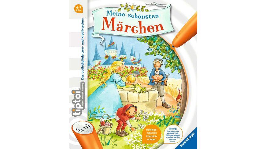 Ravensburger tiptoi Meine schoensten Maerchen