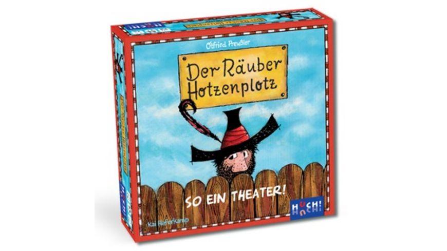 Huch - Der Räuber Hotzenplotz - So ein Theater