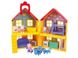 Jazwares Peppa Pig Peppa s Familienhaus