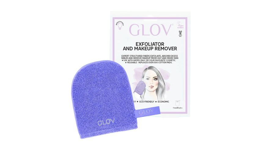 GLOV Expert Oily Skin Reinigungstuch