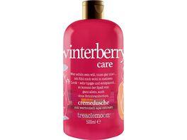 treaclemoon winterberry care Cremedusche