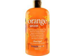 treaclemoon orange secret Duschgel