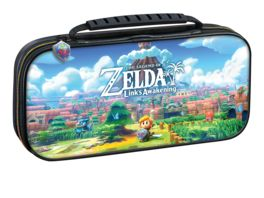 Switch Tavel Case Zelda Link s Awakening NNS47 Off Liz Transporttasche inkl 1x 4 Spiele Game Box 1x 2 Micro SD Card Box