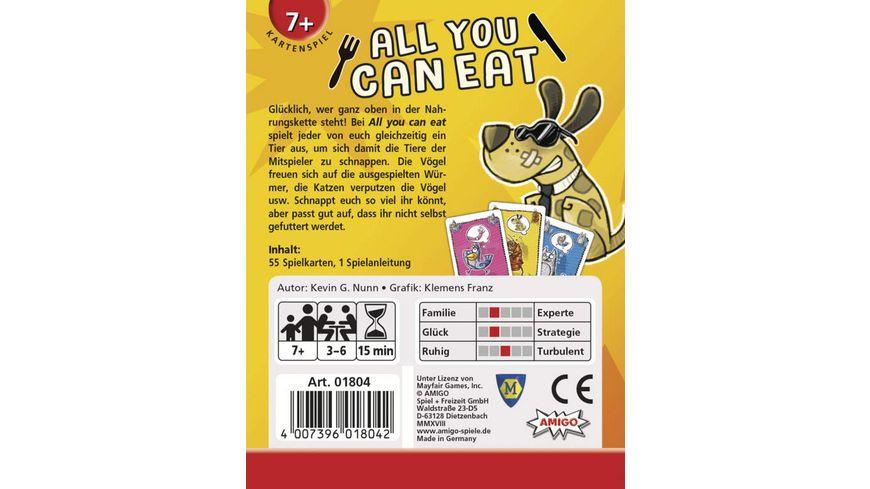 Amigo Spiele All You Can Eat