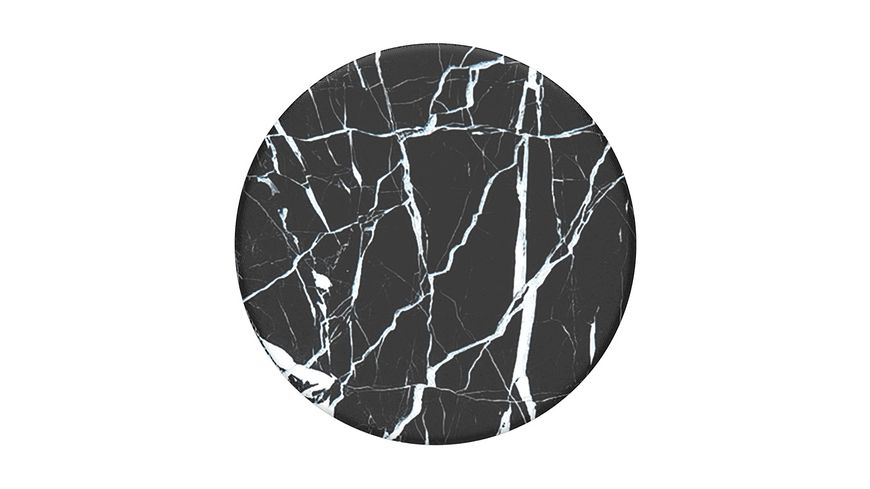 PopGrip Black Marble