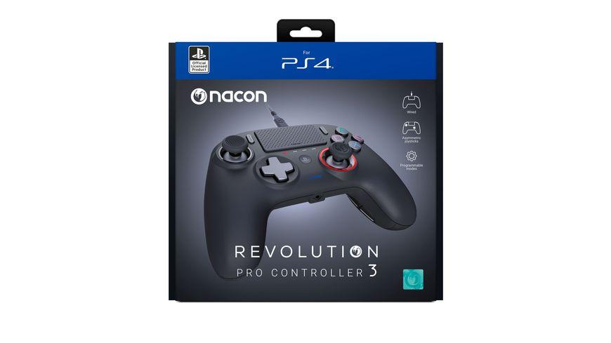 NACON PS4 Revolution Pro Controller 3 [Off. lizenz.]