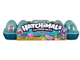 Spin Master Hatchimals Colleggtibles Serie 5 12er Pack Eierkarton inkl 10 Sammelfiguren im Ei 2 exklusive Sammelfiguren