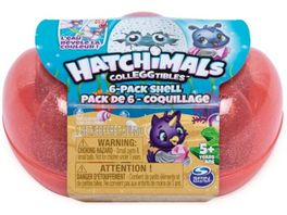 Spin Master Hatchimals Colleggtibles Serie 5 6 Pack Shell Carton
