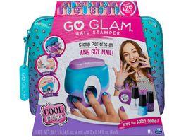 Spin Master Cool Maker GO GLAM Nail Stamper Nail Studio
