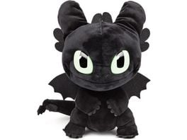 Spin Master Dragons Squeeze Roar Toothless Plueschkarte 25 cm