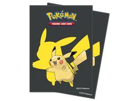 Pokemon Sammelkartenspiel Deck Protector Huellen 65 Stueck