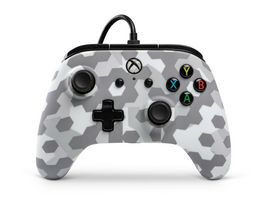 XB1 Controller Actic Frost Camo