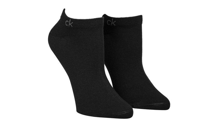 Calvin Klein Damen Sneakersocke 2er Pack