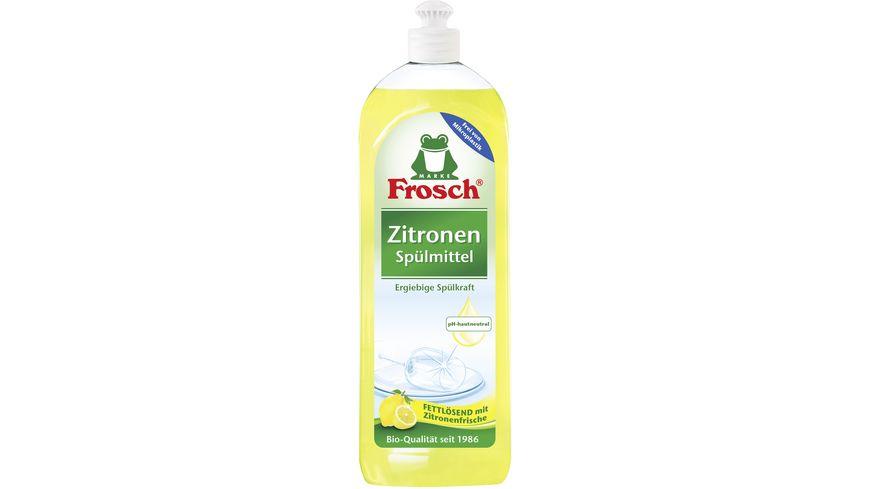 Frosch Zitronen-Spülmittel