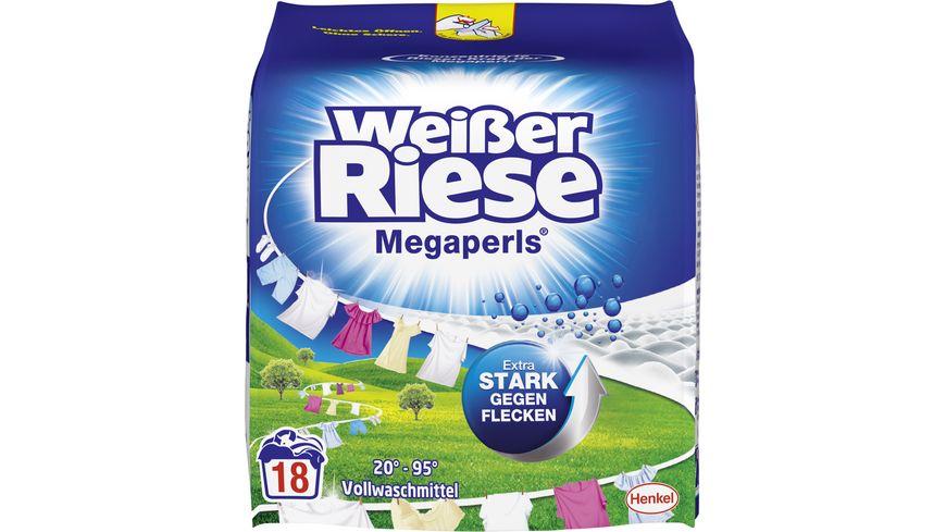 Weißer Riese Megaperls
