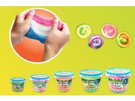 Slimy Bucket Fun Marble Slimy 1 kg farblich sortiert