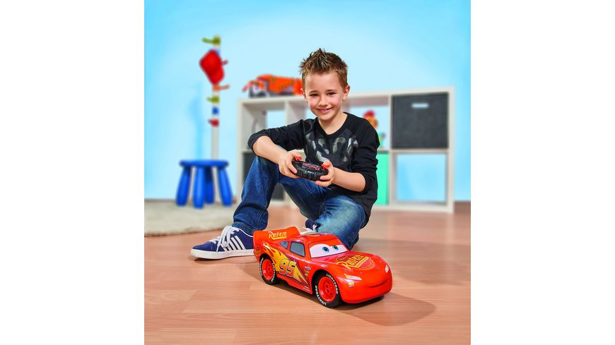 Dickie RC Cars Hero Lightning McQueen