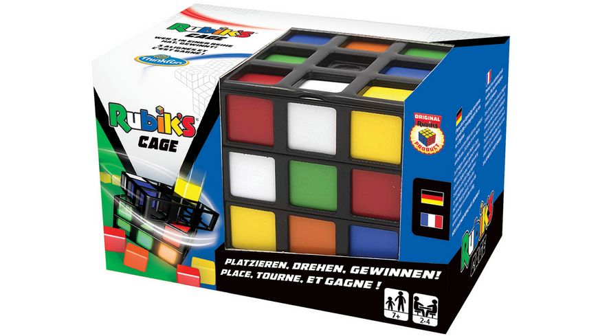 ThinkFun - Rubik's Cage