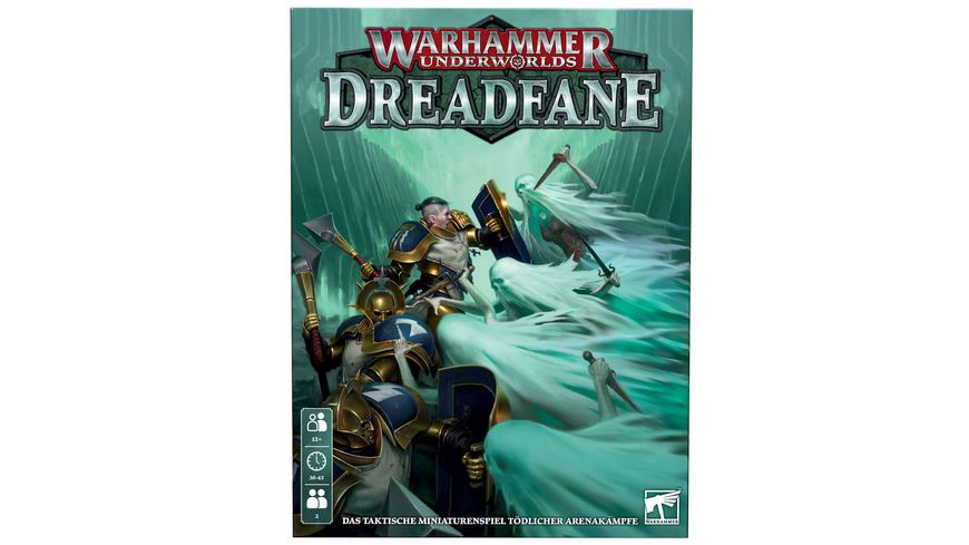 Games Workshop Warhammer Underworlds Dreadfane