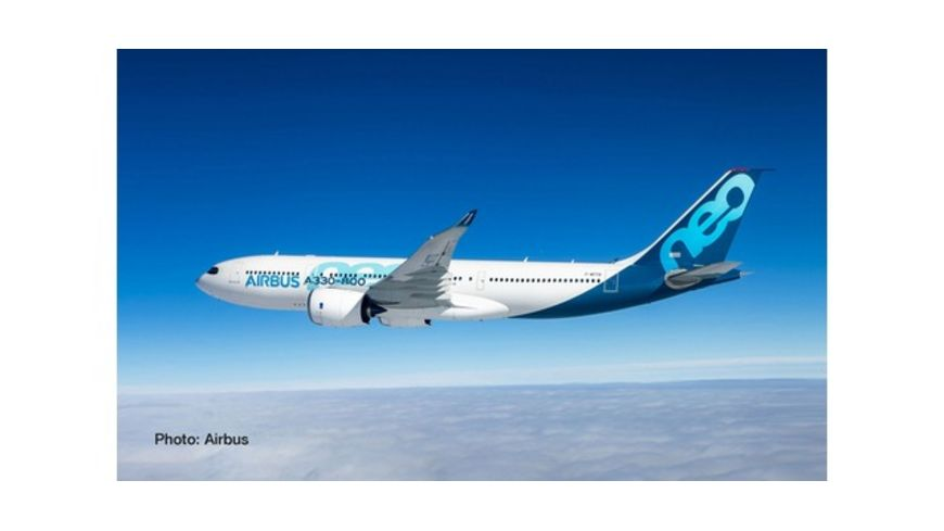 Herpa 533287 Airbus A330 800 neo