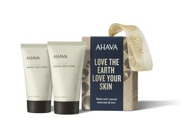 AHAVA Naturally Beautiful Kit