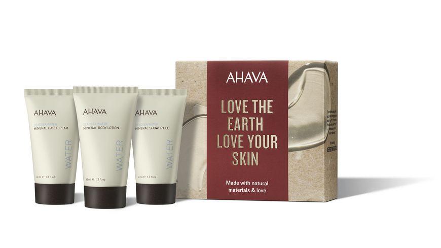 AHAVA Naturally Refreshing Kit