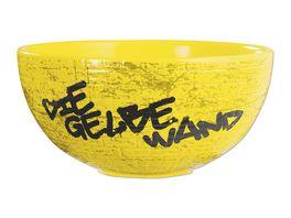 BVB Mueslischale Gelbe Wand