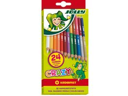 JOLLY Supersticks Crazy 12er Kartonetui