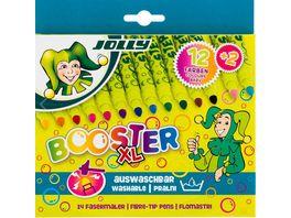 JOLLY Fasermaler BOOSTER XL 14er Kartonetui