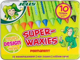 JOLLY Superwaxies Classic 10er Metalletui