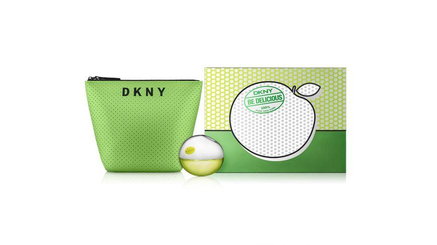 DKNY Be Delicious Eau de Parfum Geschenkset