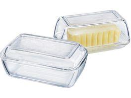 Luminarc Butterdose Glas 250 g