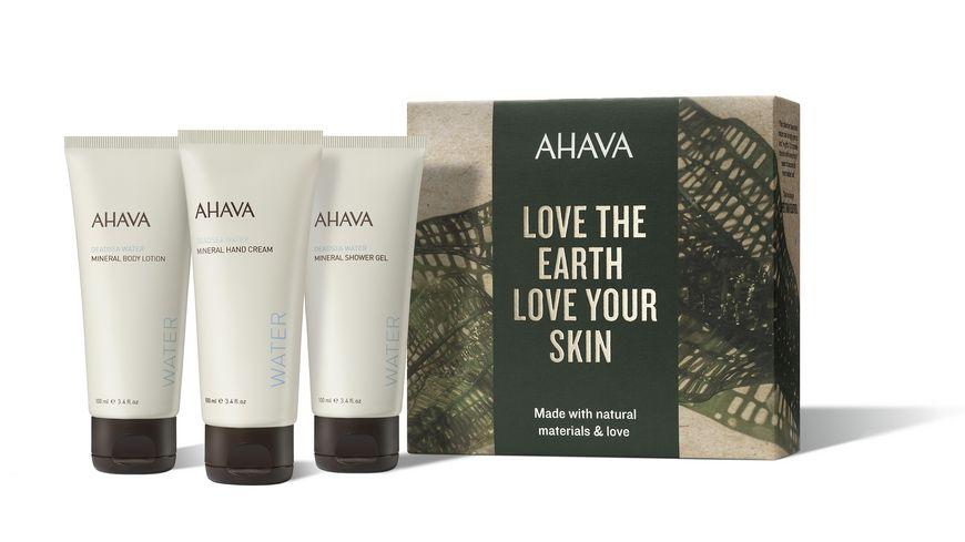 AHAVA Naturally Revitalizing Kit